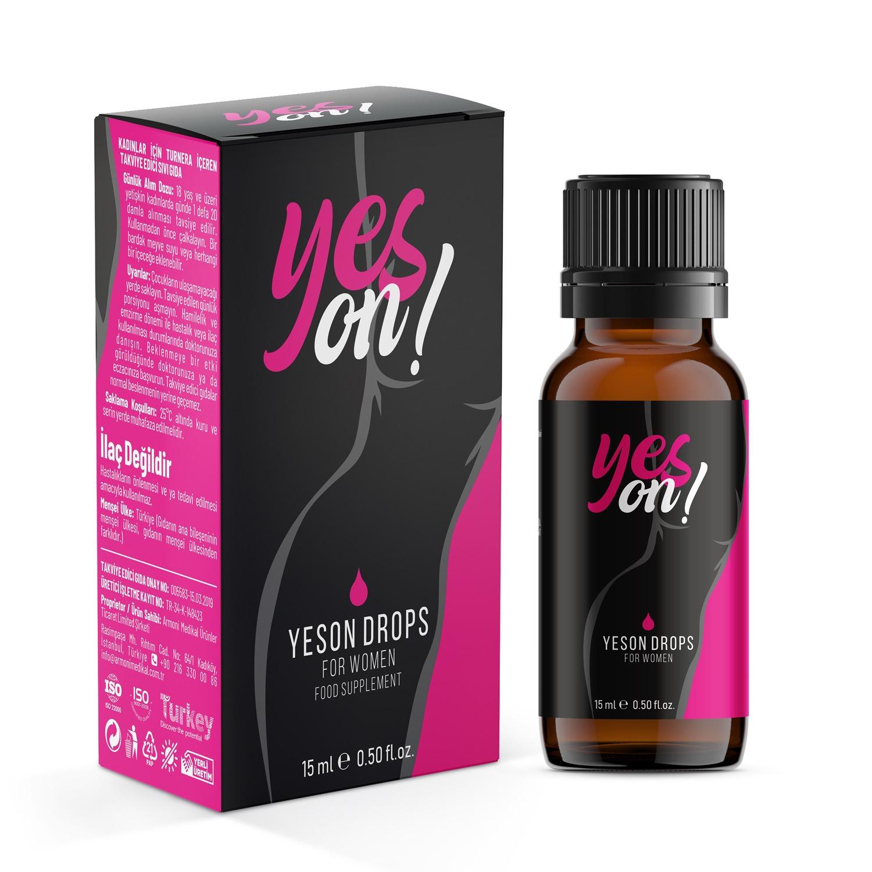 Yeson Drops For Women 15 ml.