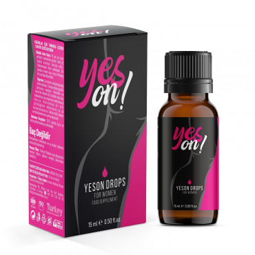 Yeson Drops For Women 15 ml.
