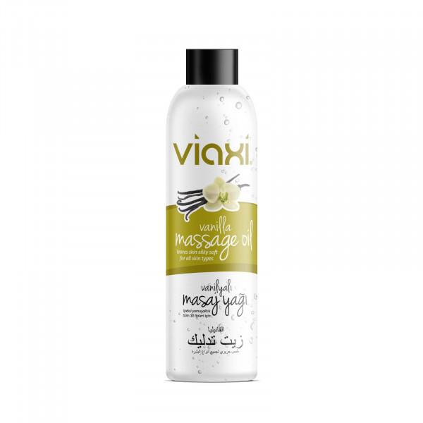Viaxi Masaj Yağı Vanilya Aromalı 177 ml.